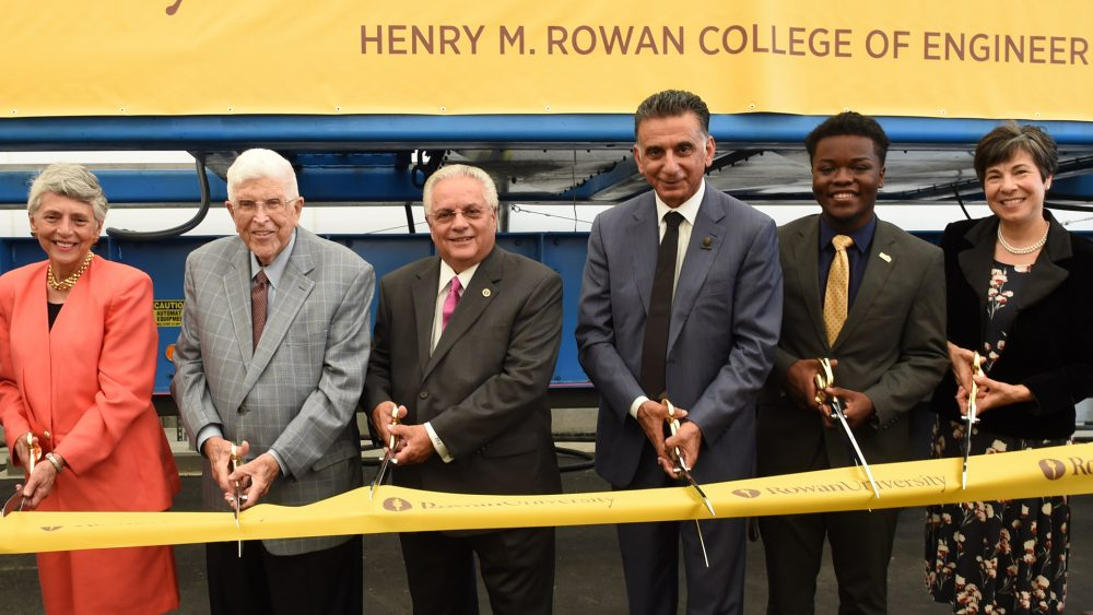 Rowan University CREATEs Ribbon Cutting Ceremony