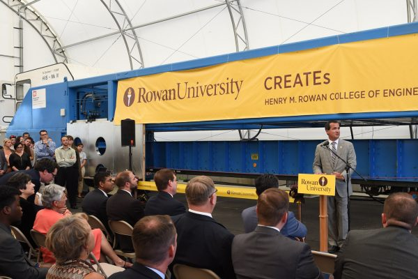 Rowan CREATEs Ribbon Cutting